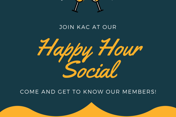 April Happy Hour Social